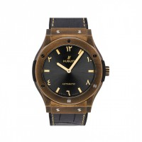 HUBLOT CLASSIC FUSION ANTICLOCKWISE BRONZE DUBAI LIMITED EDITION 45MM - 513.BZ.7080.LR.SDQ19