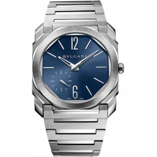 BVLGARI OCTO FINISSIMO ULTRA - THIN STAINLESS STEEL AUTOMATIC 40MM - 103431