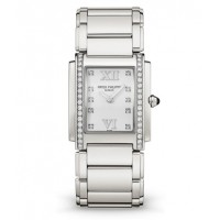 PATEK PHILIPPE TWENTY-4 STEEL QUARTZ