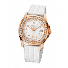 Patek Philippe Aquanaut Ladies Rosegold  Diamonds 5068r-001