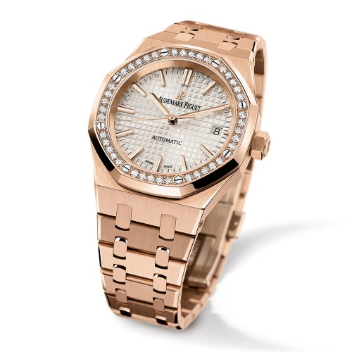 Audemars Piguet Royal Oak Rosegold 37mm 15451or.zz.1256or.01