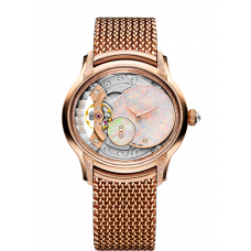 Audemars Piguet Millenary Frosted Gold Opal Dial  -77244OR.GG.1272OR.01