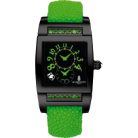 De Grisogono Instrument Uno Diamonds Green