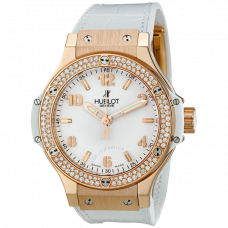 Hublot Big Bang Gold White Diamonds 361.pe.2010.rw.1104