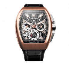Franck Muller Vanguard Skeleton Rose Gold - V45 S6sqt 5n Nr