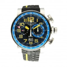 Graham Silverstone Stowe Gmt Blue