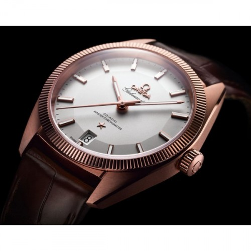 Omega Constellation Globemaster Co-axial