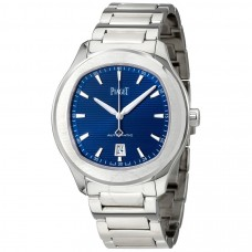 Piaget Polo Steel Blue Dial