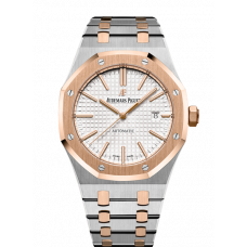 Audemars Piguet Royal Oak Steel & Rose Gold -15400sr.oo.1220sr.01