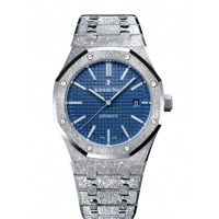Audemars Piguet Royal Oak Frosted White Gold 15410bc.gg.1224bc.01