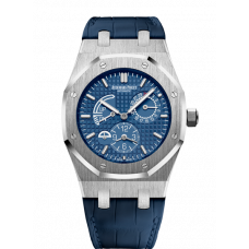 Audemars Piguet Royal Oak Dual Time Steel 26124st.oo.d018cr.01