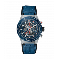 TAG HEUER Carrera Chronograph Caliber HEUER 01 CAR201T.FC6406