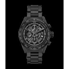 TAG HEUER Carrera Caliber Automatic Chronograph Black CAR2A91.BH0742