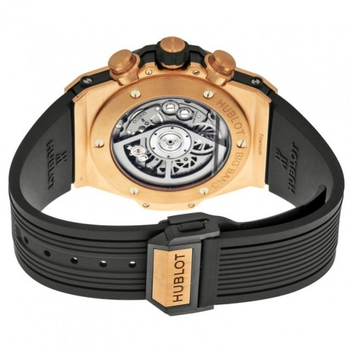 Hublot Big Bang Unico Chronograph King Gold 411.ox.1180.rx