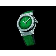 Classic Fusion Berluti Green -511.nx.050g.vr.ber16