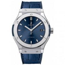 Hublot Classic Fusion Blue Titanium -511.nx.7170.lr