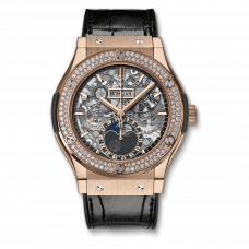 Classic Fusion Aerofusion Moonphase King Gold Diamonds -517.ox.0180.lr.1104