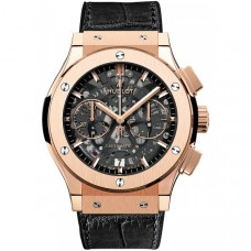 Hublot Classic Fusion Aerofusion King Gold  525.ox.0180.lr USED
