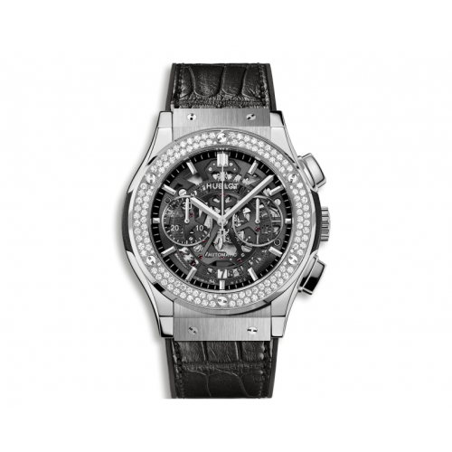Hublot Classic Fusion Aerofusion Titanium Diamonds 525.nx.0170.lr.1104