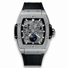 Spirit Of Big Bang Moonphase Titanium 647.x.1137.rx
