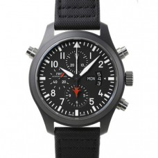 Iwc Double Chronograph Edition Top Gun - Iw37990