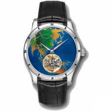 Jaeger-lecoultre Grand Tourbillon Continents - Q1656452