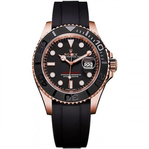 Rolex Yacht Master Rose Gold,- 116655