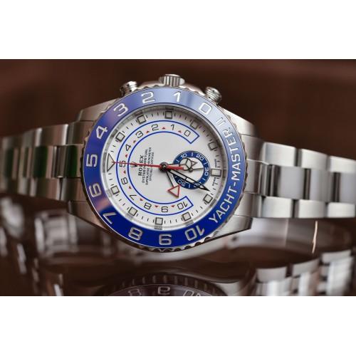 Rolex Yacht-master 2 Steel 116680