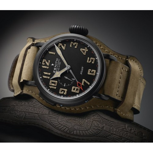 Zenith Limited Edition Pilot Type 20 Gmt