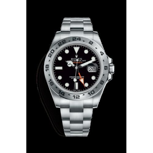 ROLEX EXPLORER II STEEL BLACK DIAL 42MM - 226570