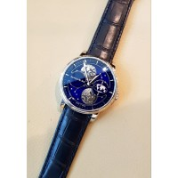 Arnold & Son HM Double Hemisphere Perpetual Moon Steel Limited Edition of 5/22pcs