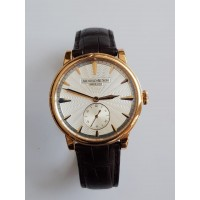 ARNOLD AND SON HMS1 GUILLOCHE ROSE GOLD 40MM - 1LCAP.S10A.C110A