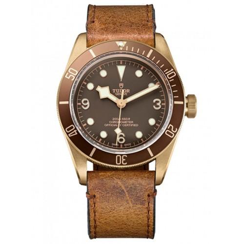Tudor Heritage Black Bay Bronze Automatic Brown Dial