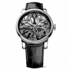 Arnold & Son TB88 Steel Case Black Dial