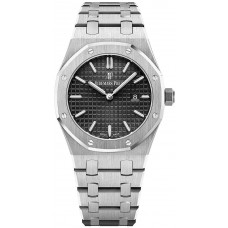 Audemars Piguet Royal Oak Quartz Steel Black Dial 33mm 67650ST.OO.1261ST.01