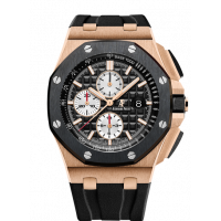 AUDEMARS PIGUET ROYAL OAK OFFSHORE 44MM DISCONTINUED MODEL 26401.OO.A002CA.01RO