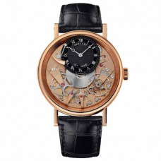 Breguet Tradition Black and Champagne