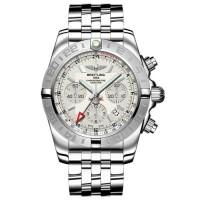Breitling Chronomat GMT Stainless Steel