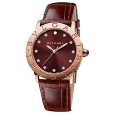 Bvlgari Bvlgari Rosegold Automatic 33mm Watch