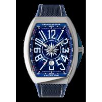 FRANCK MULLER YACHTING 45MM STEEL BLUE V 45 SC DT