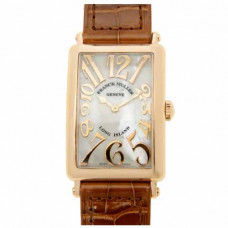Franck Muller Long Island Brown