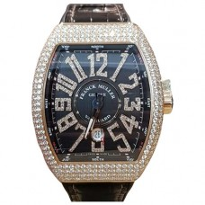 Franck Muller Vanguard Diamonds