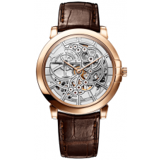 HARRY WINSTON MIDNIGHT SKELETON 42MM MIDAHM42RR001