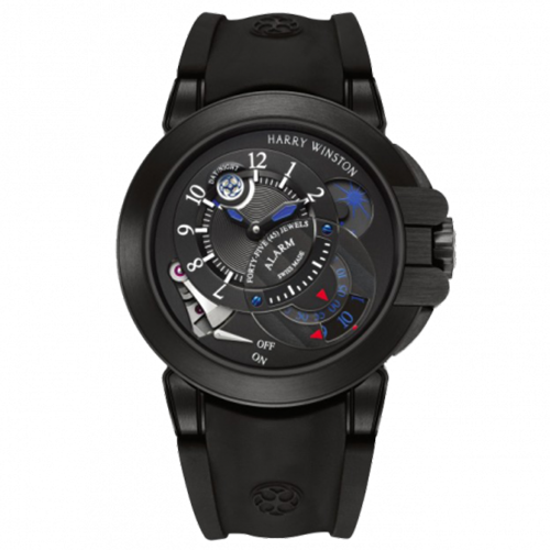 Harry Winston Project Z6 Black Edition