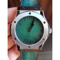 Hublot Classic Fusion Berluti Green -511.nx.050g.vr.ber16