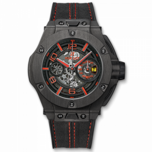 Hublot Big Bang Ferrari Black Unico Carbon