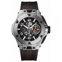 Hublot Big Bang Ferrari Black Unico Titanium