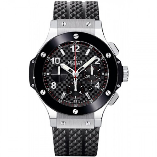 Hublot Big Bang Steel Ceramic Carbon, 41mm - 341.SB.131.RX
