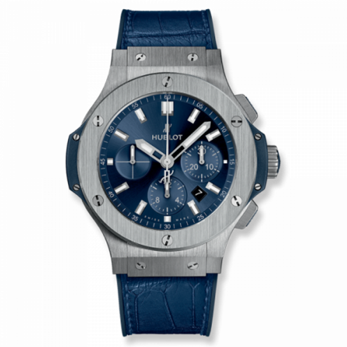 Hublot Big Bang Steel Blue Sunray