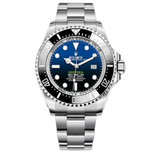 Rolex Sea-Dweller Deepsea D-Blue Stainless Steel